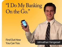 Mobile banking with Campbell & Fetter Bank